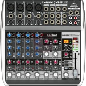 Behringer_QX1202USB_mixer_voorkant